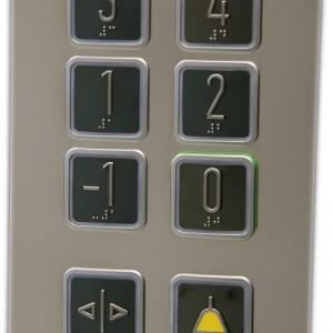 przyciski w windzie 13